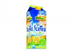 Pfanner iceTea Lemon-Lime, 2l