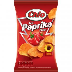 Chio Red Paprika Chips 175 g