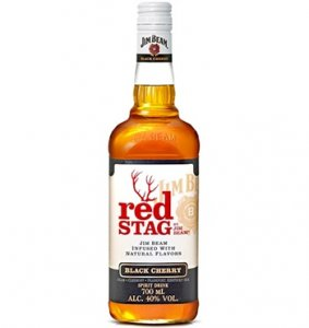 Jim Beam Red Stag 40 % 0,7 l