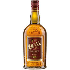 Dean's Blended Scotch Whisky 40% Vol. 0,7 l