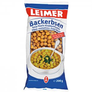 Leimer Backerbsen 200 g