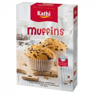 Kathi Muffins Backmischung 390 g