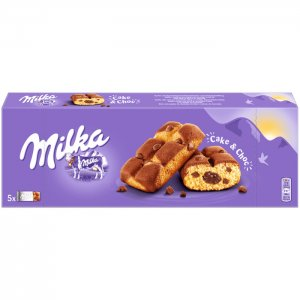 Milka Cake and Choc 175 g