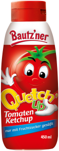 Bautzner Quetch' Up Tomaten-Ketchup 450 ml