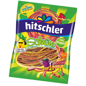 Hitschler - Sour Party-Schnüre 210g