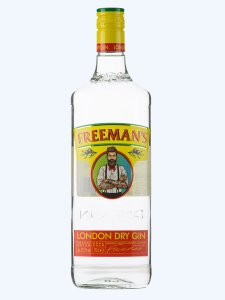 Freeman's London Dry Gin 0,7l