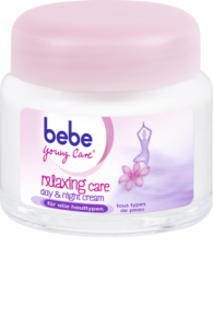 bebe Young Care Tagespflege Relaxing Care, 50 ml
