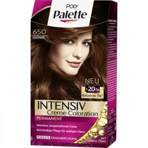 Poly Palette Intensiv Creme Coloration Kastanie115ml