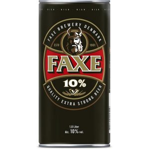 Royal Unibrew A/S Faxe Extra Strong 10% Vol 1l inkl. Pfand
