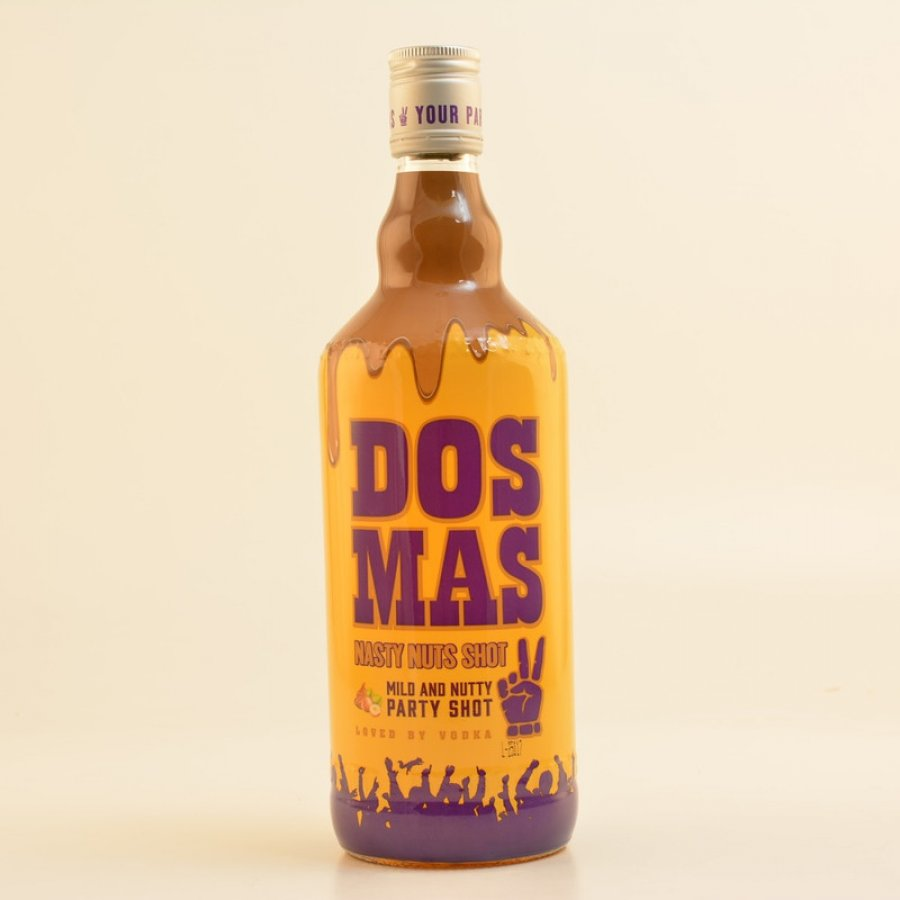 DOS MAS Nasty Nuts Shot 0,7l
