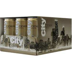 City Cider Apple 3,5% vol 12 x 200ml