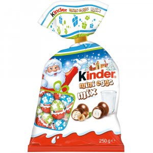 kinder Mini Eggs Mix 250g