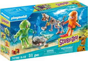 PLAYMOBIL® 70708 SCOOBY-DOO! Abenteuer mit Witch Doctor